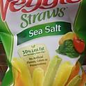 Veggie Straws Sea Salt