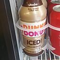 Dunkin Donuts Iced Mocha Coffee
