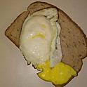 One Egg Sandwich