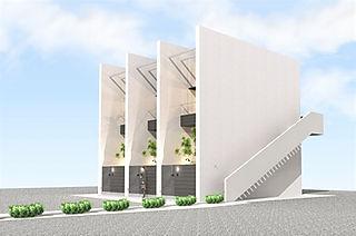 戸田市新築デザイナーズアパート建築