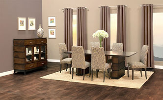 Frisco Dining Set by Simply Amish