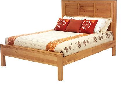 Lynwood Amish Panel Bed