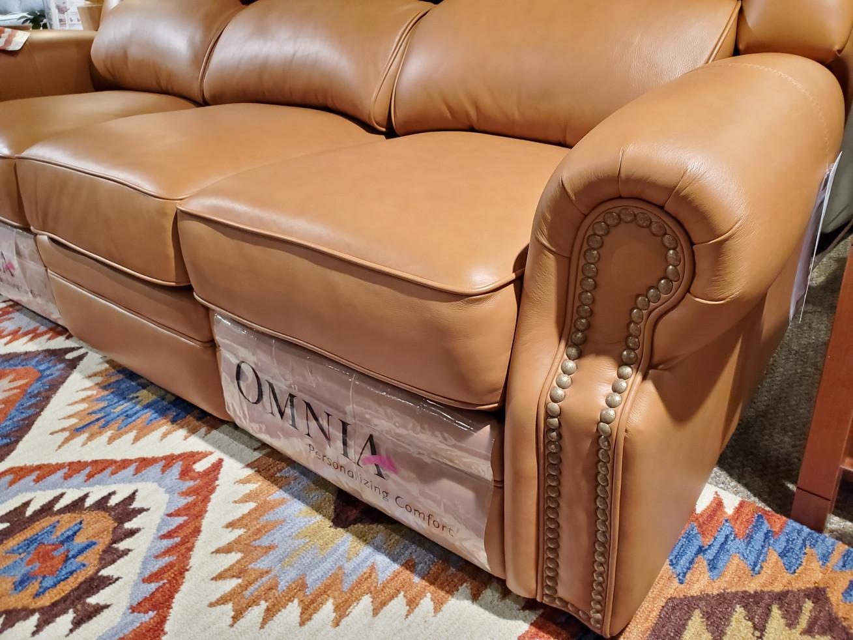 San Juan Split Chaise Close Up