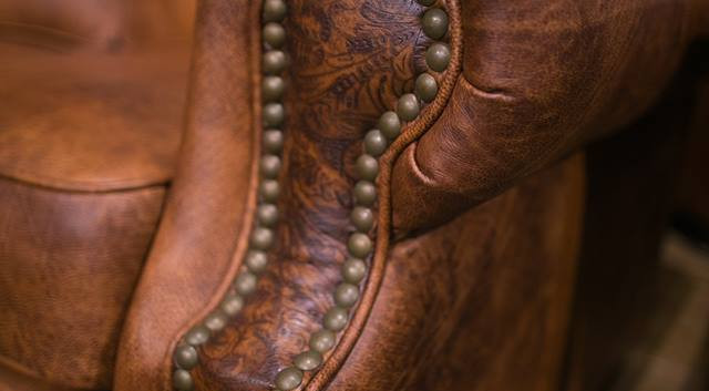 Laredo arm closeup