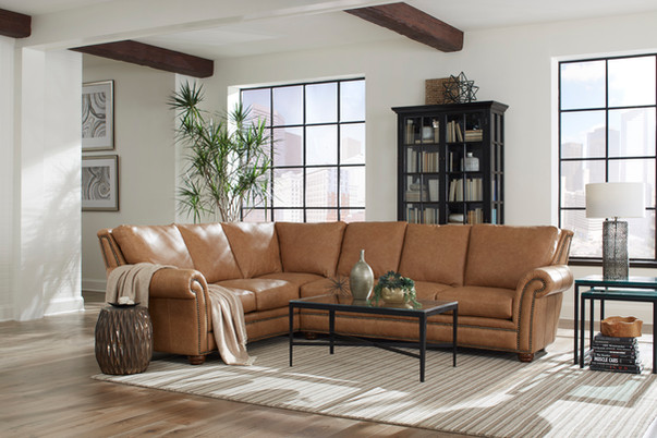 Kaymus Sectional Room View