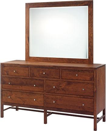 MF1064DR MF1050MR Linnwood Dresser w Mir