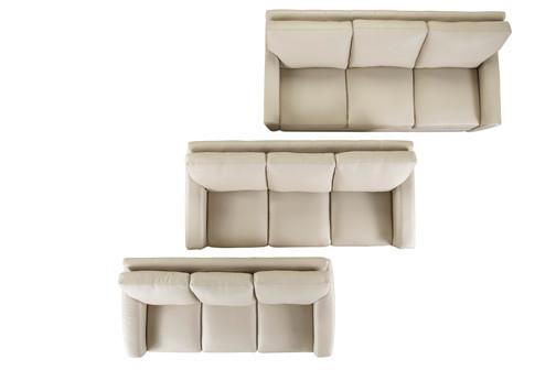 3 Different Seat Depths