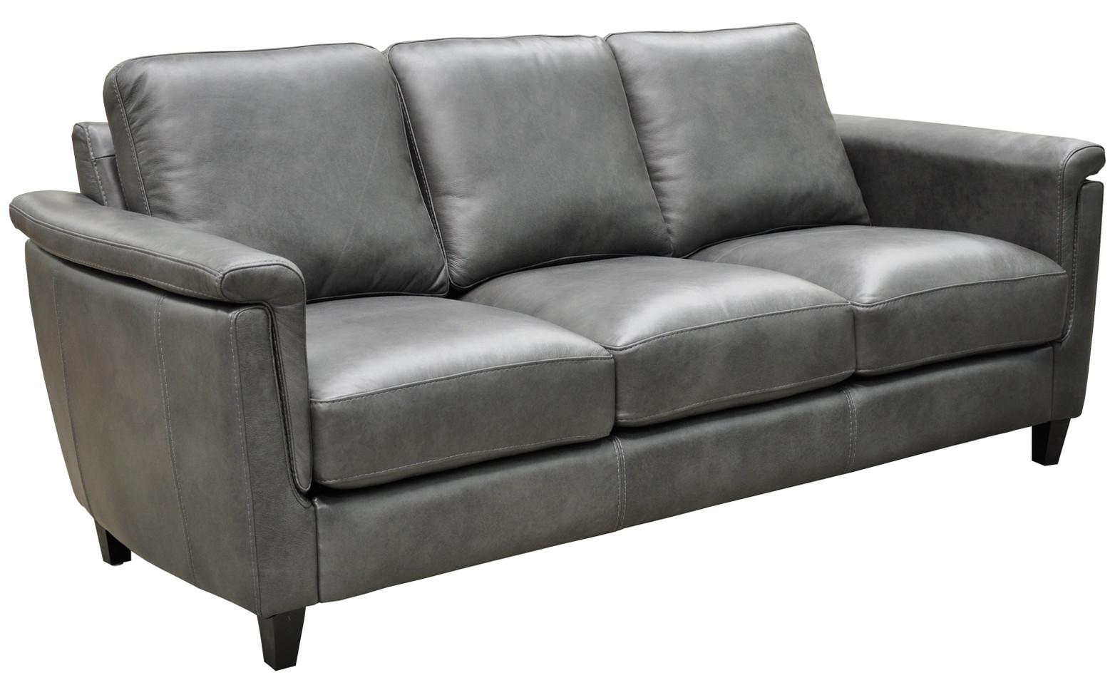 Ellis Leather Sofa