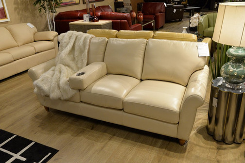 Cameo Sofa in Cream