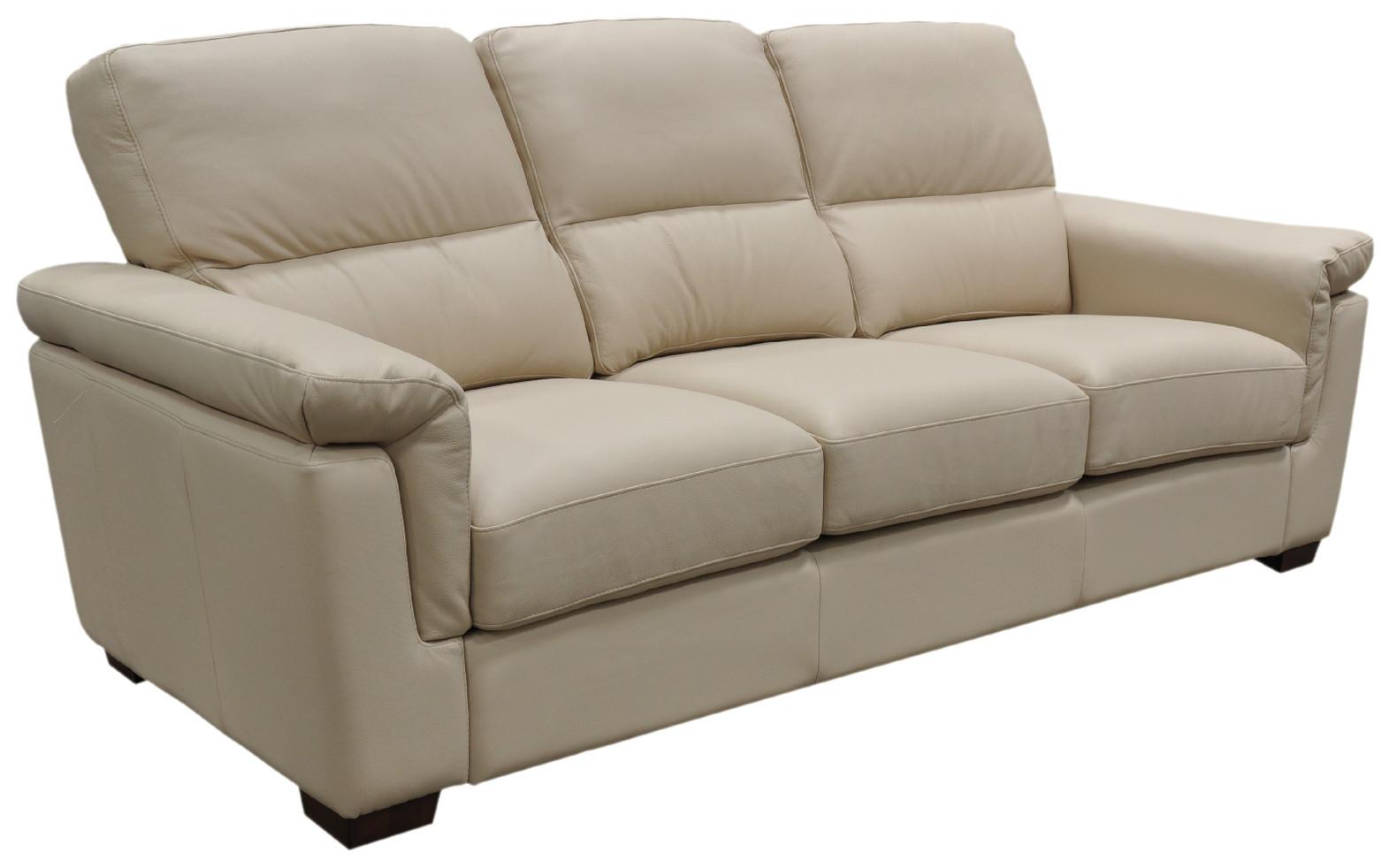 Capriana Leather Sofa