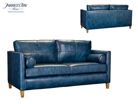 Waterline Leathercraft Sofa