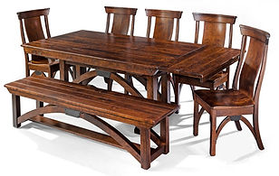 Simply Amish Dining Sets Medford