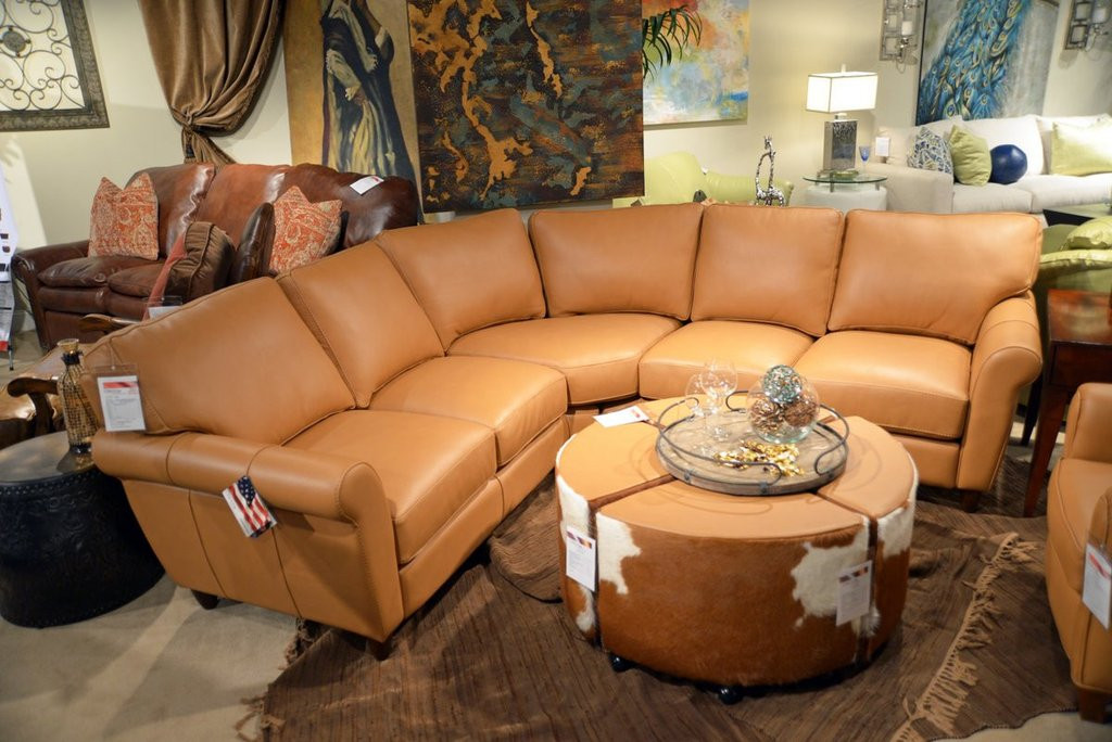 Cameo Curved Sectional