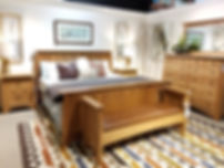 Aspen bedroom set