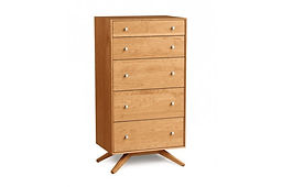 Astrid Cherry Chest of Drawers