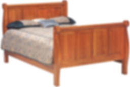 Victorias Tradition Bed by Millcraft