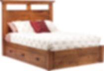Redmond Millcraft Storage Bed