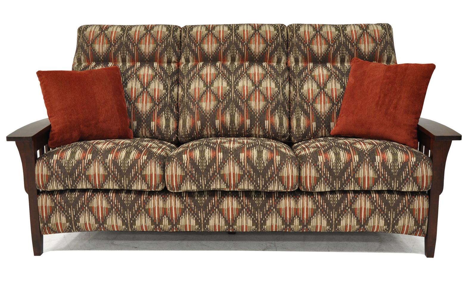 Prairie Mission Sofa in Fabric