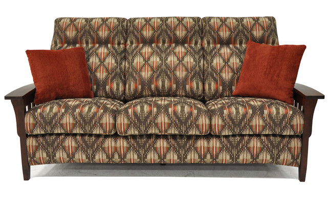 Prairie Mission Sofa in Fabric