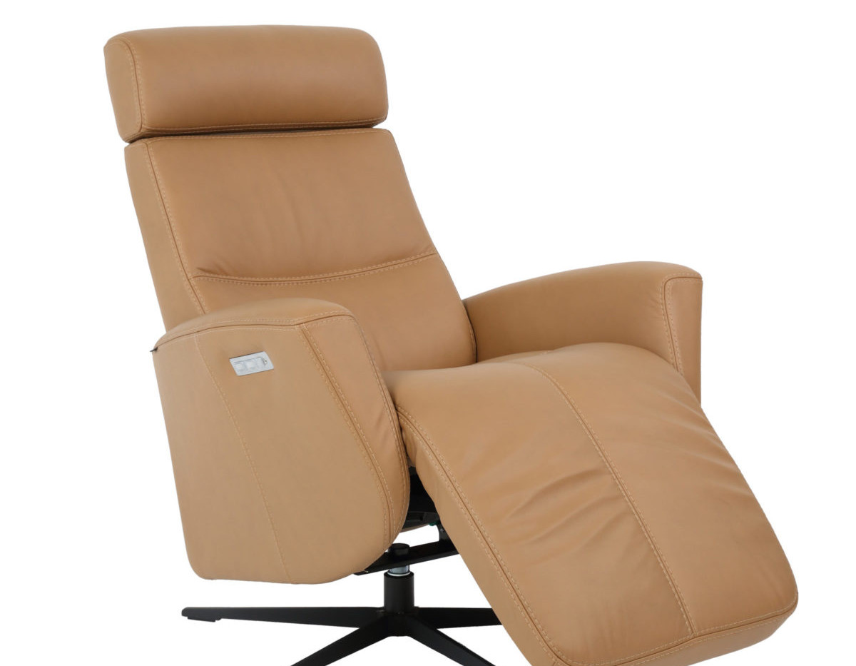 Magnus Reclining Chair in Hassel