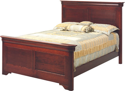 Solid Cherry Amih Bed Frame