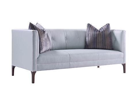Gatsby Modern Leather Sofa