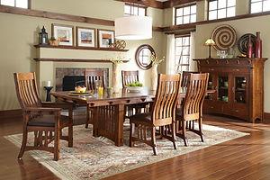 Maryan Craftsman Dining Set