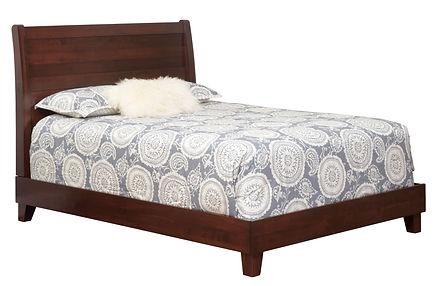 Baldwin Sleigh Bed Frame