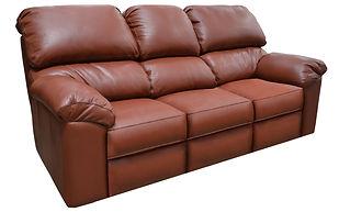 Marshall Reclining Leather Sofa