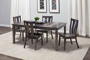 Sheffield Dining Solid Maple