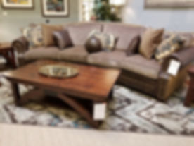 Cartwright Conversation Sectional