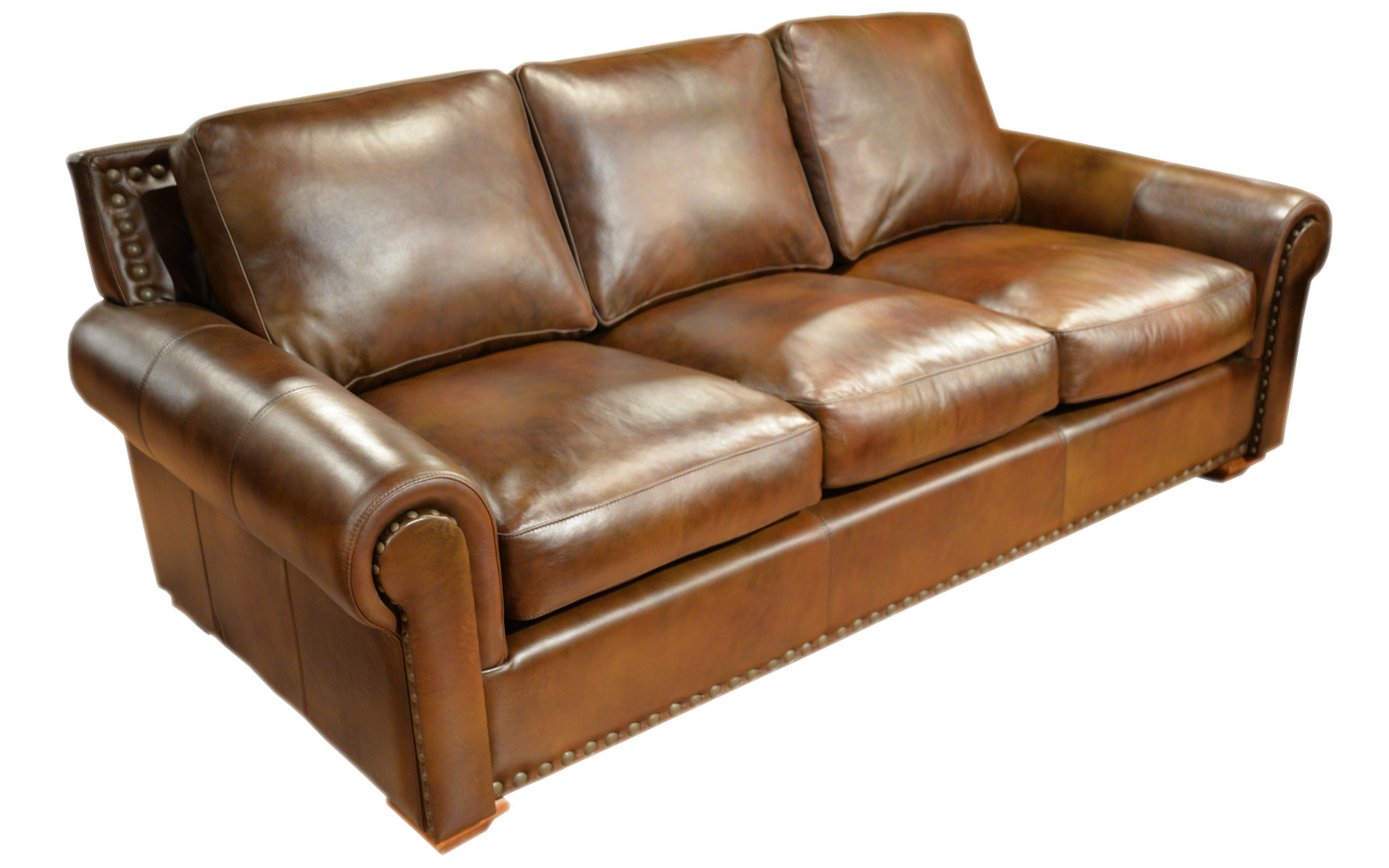 Monterray Leather Sofa