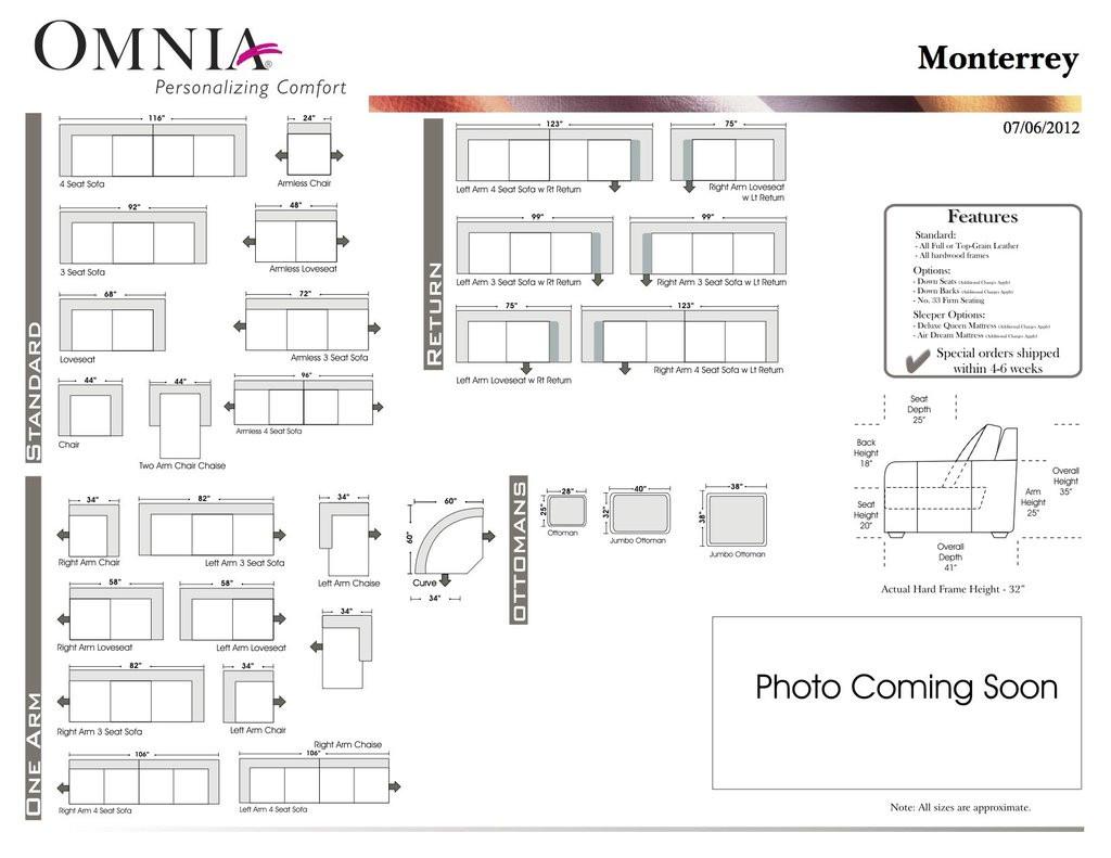 Monterrey Schematics Page 1