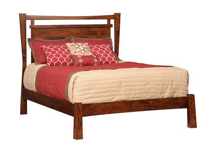 Amish made Catalina Bed Frame