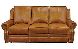 Capistrano Reclining Leather Sofa