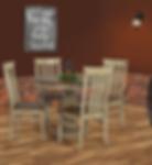 Roseville Dining Set.png