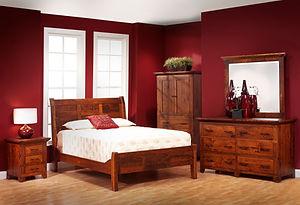Redmond Wellington with Sleigh Bed.jpg