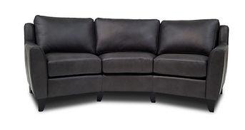 Pavia Curved Conversatioal Sofa