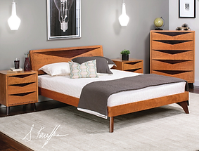 Elroy Bedroom Set by Simply Amish