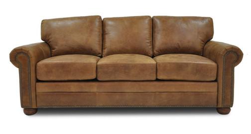 Savannah Traditional Style Sofa