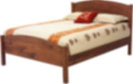 Lynwood Eclipse Cherry Bed