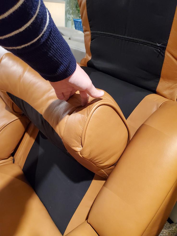 Omnia Lumbar Cushion