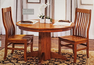Solid Oak Albany Dining
