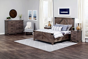 Montauk Bedroom Set by Simply Amish