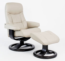 Muldal stressless chair by Fjords