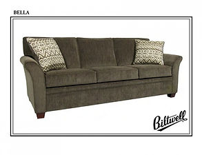 Bella sofa by Biltwell