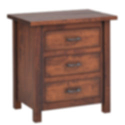 MFM029NS mountain-lodge-3-dr-nightstand-