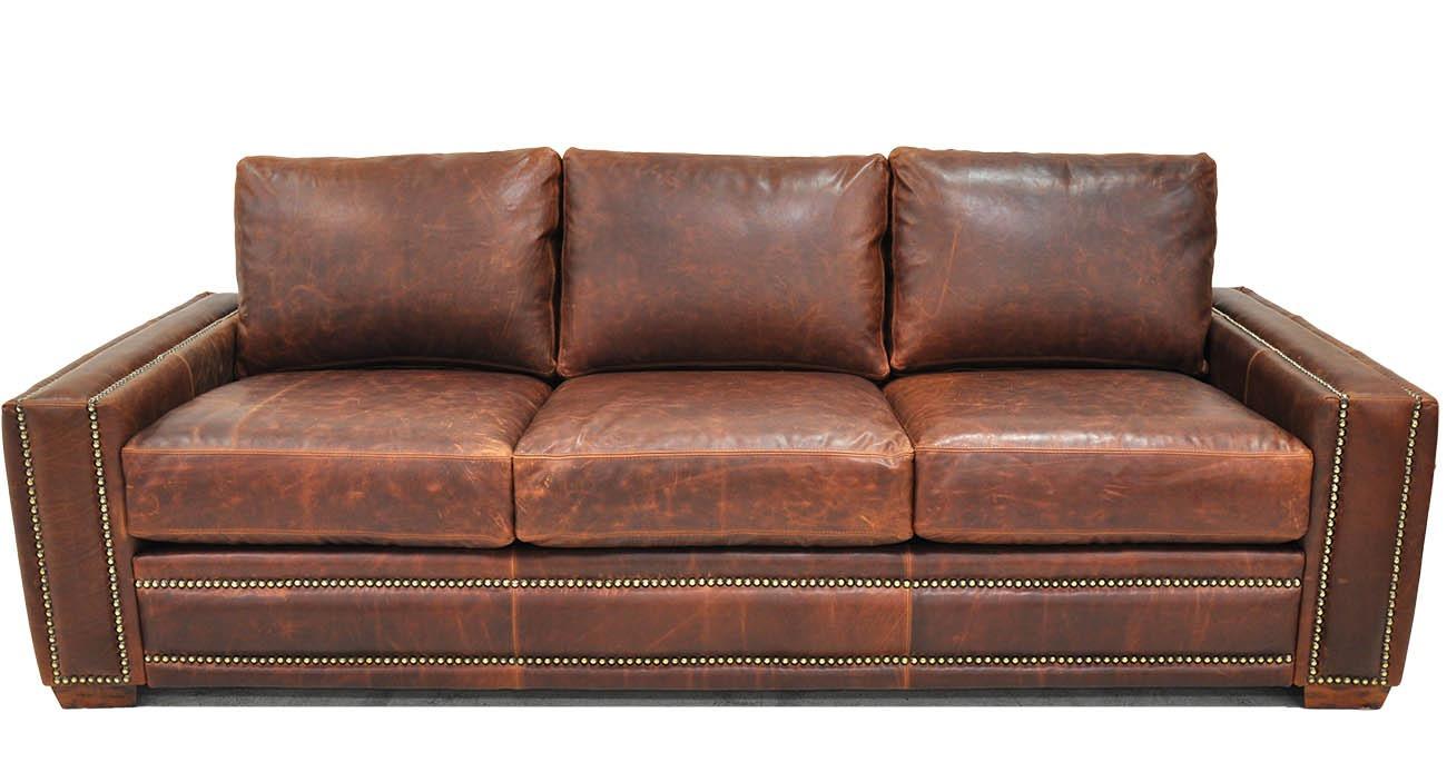 Ashton Sofa by Omnia Leather