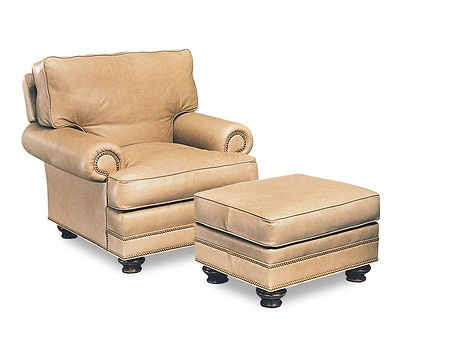 Garland Arm Chair and Ottoman