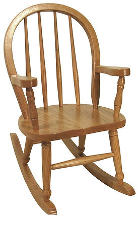 Chair  64 Bow Childs Rocker.jpg
